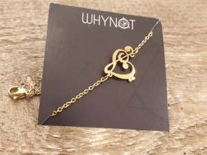 WhyNot bracciale Be Rock